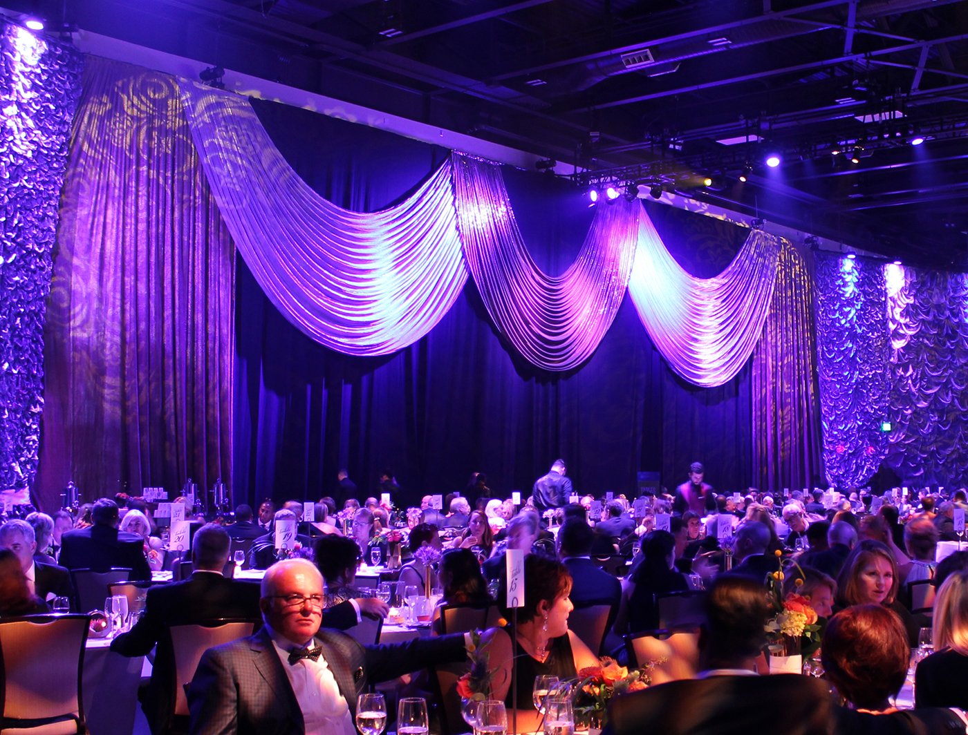 Cappuccino shines at the LGH Embrace Gala