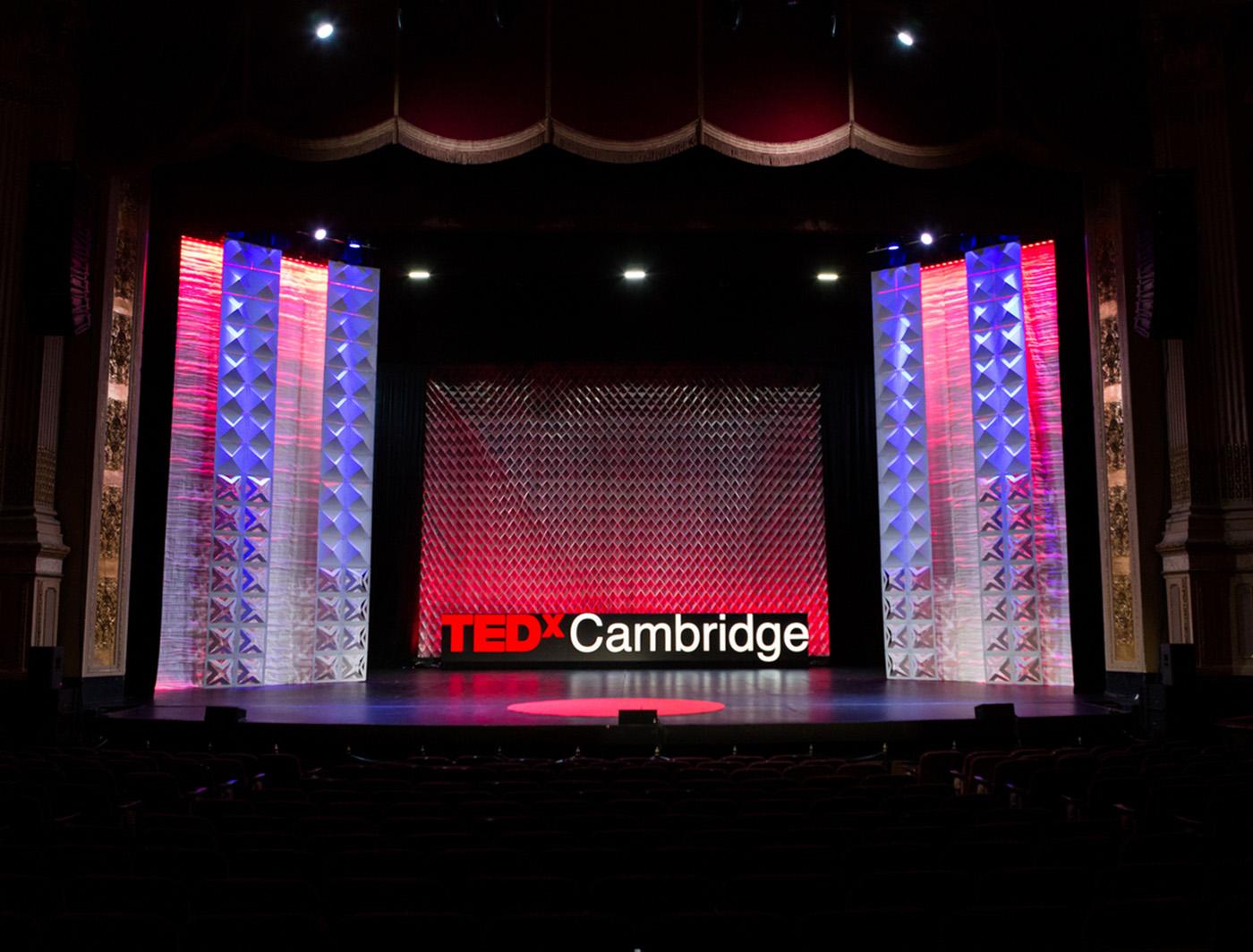 CELL CLOTH at Tedx Cambridge 2017