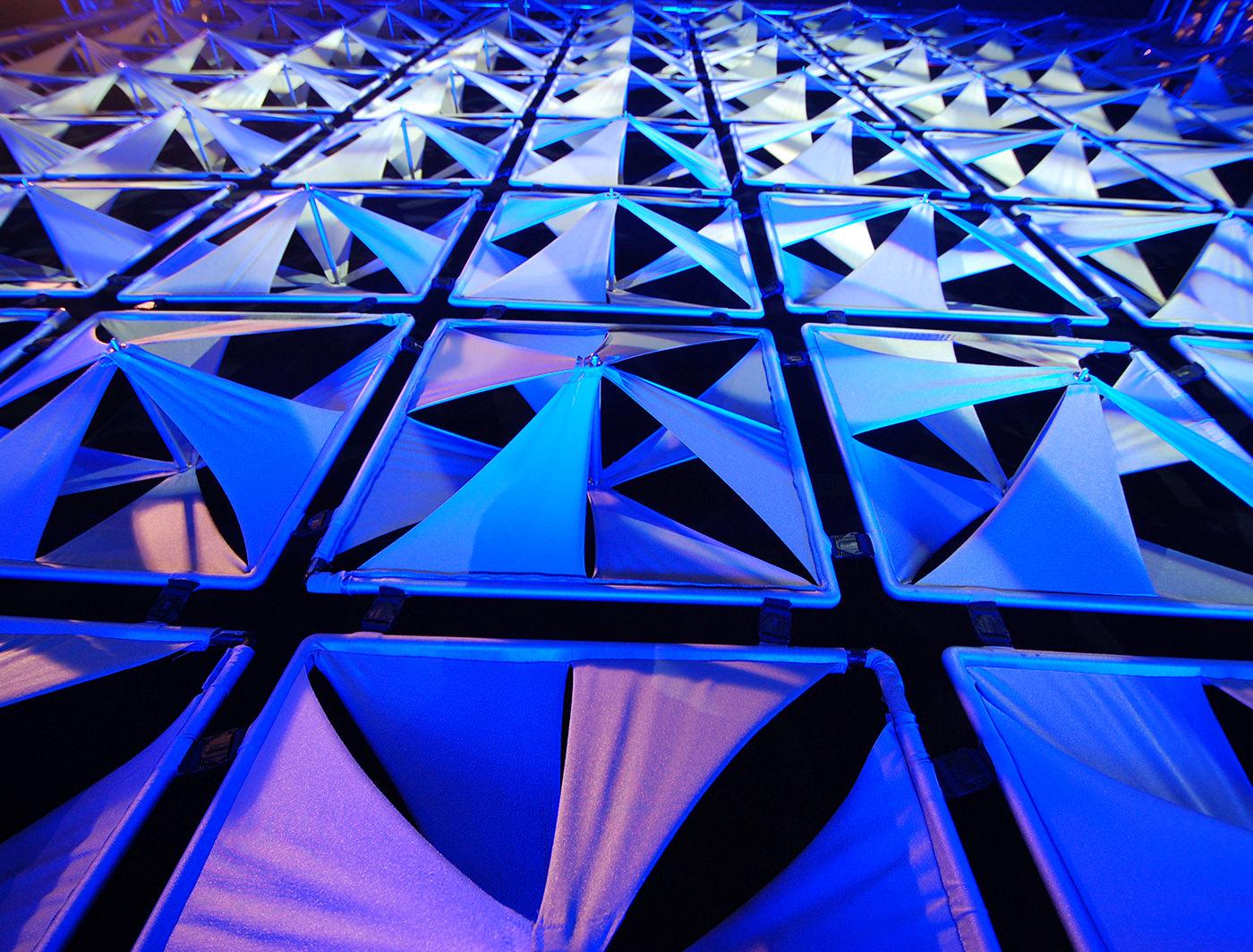 pinwheel rental backdrops rental decor from atomic design