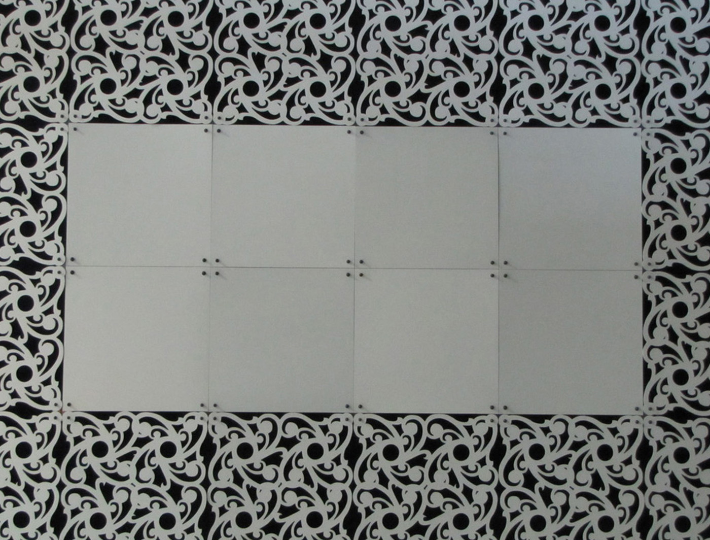 PROPANE PANELS SURROUNDED BY PIPPA PANELS