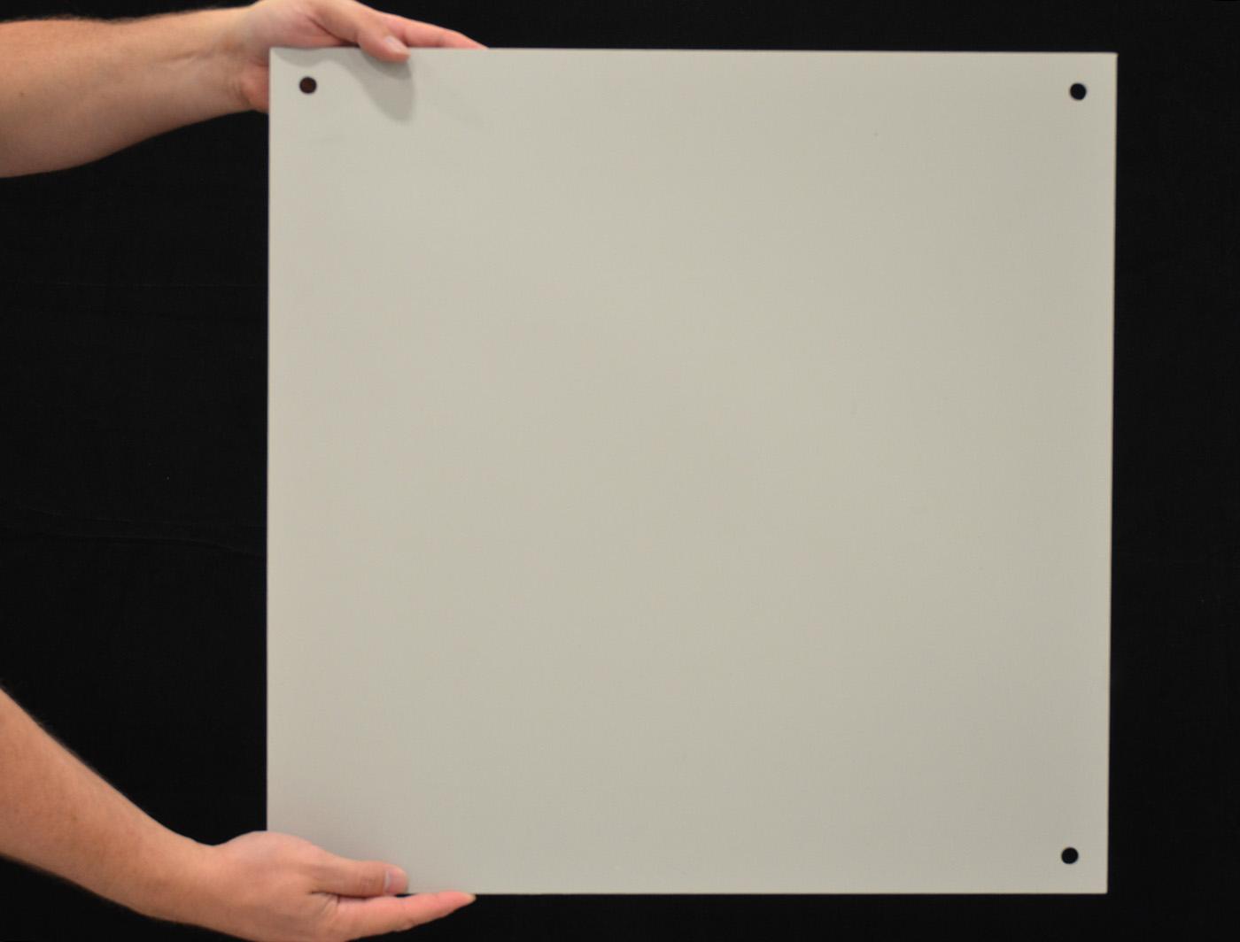 Propane SuperLever panel in natural light