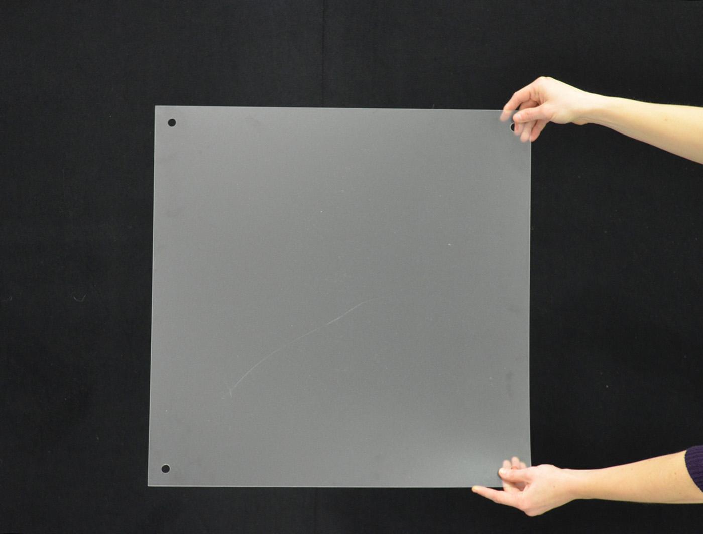 Frosty Single Panel