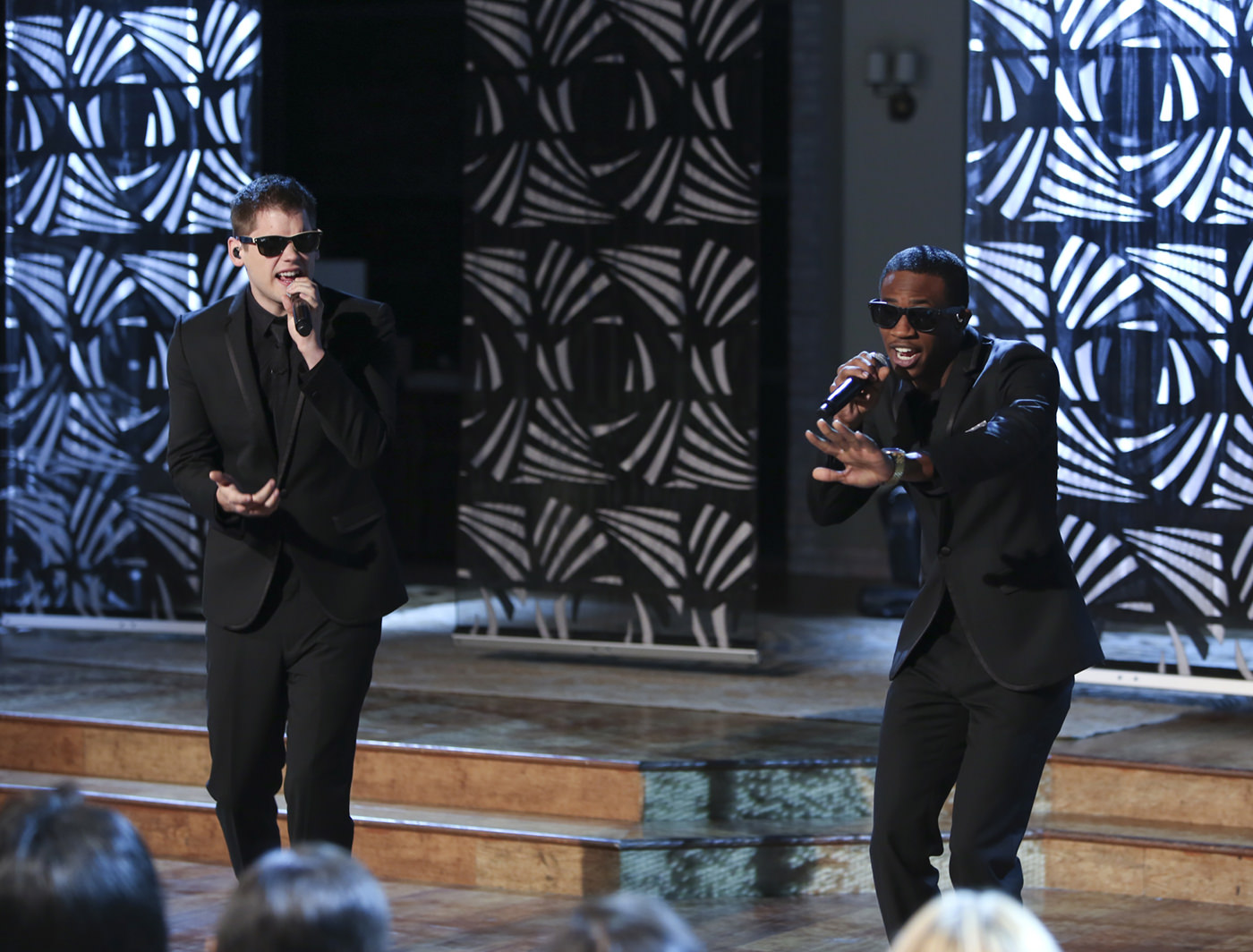 MKTO PERFORMS ON THE TALK