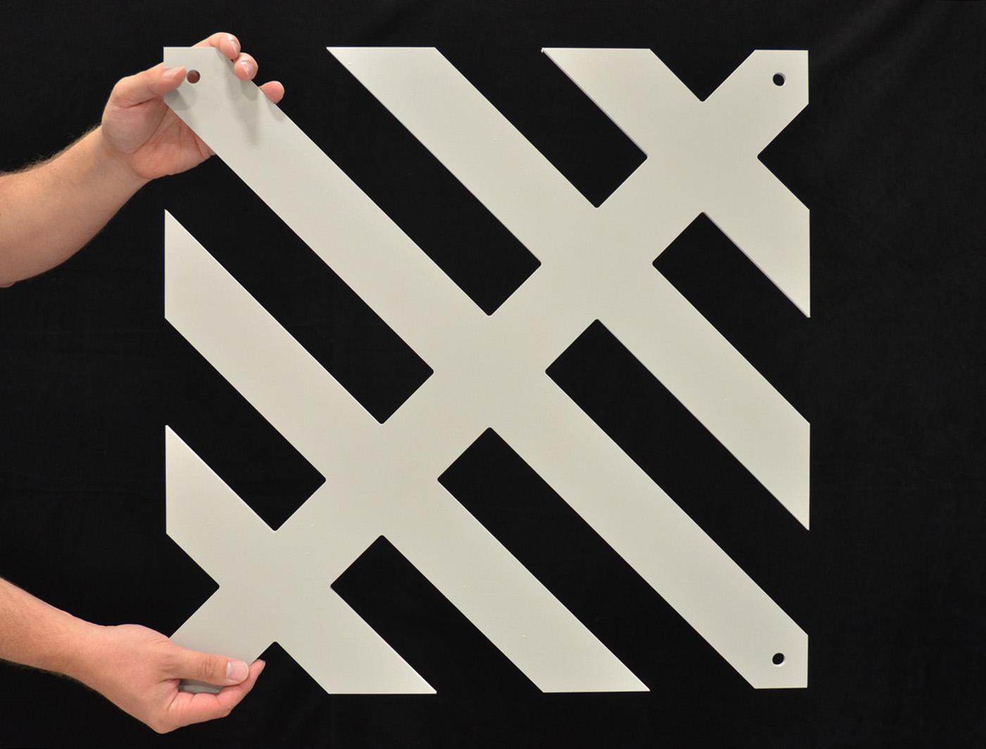 Comb single panel