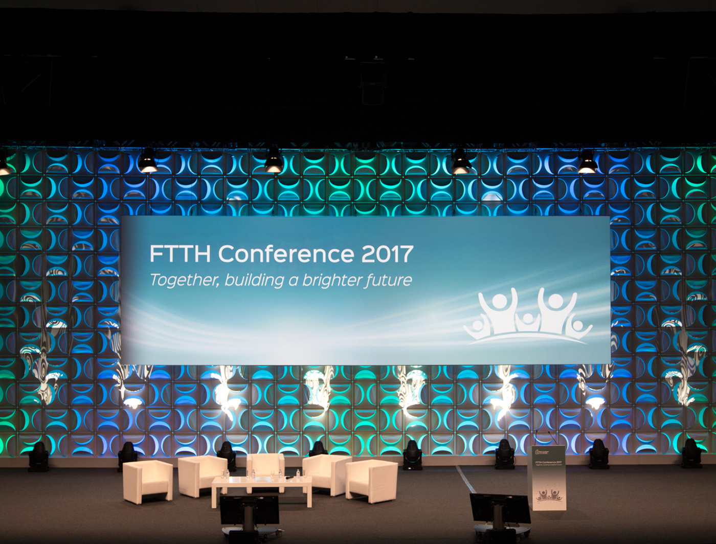 Chadz at FTTH Conference