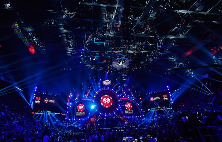 iHeartRadio Music Festival 2016 - ATOMIC