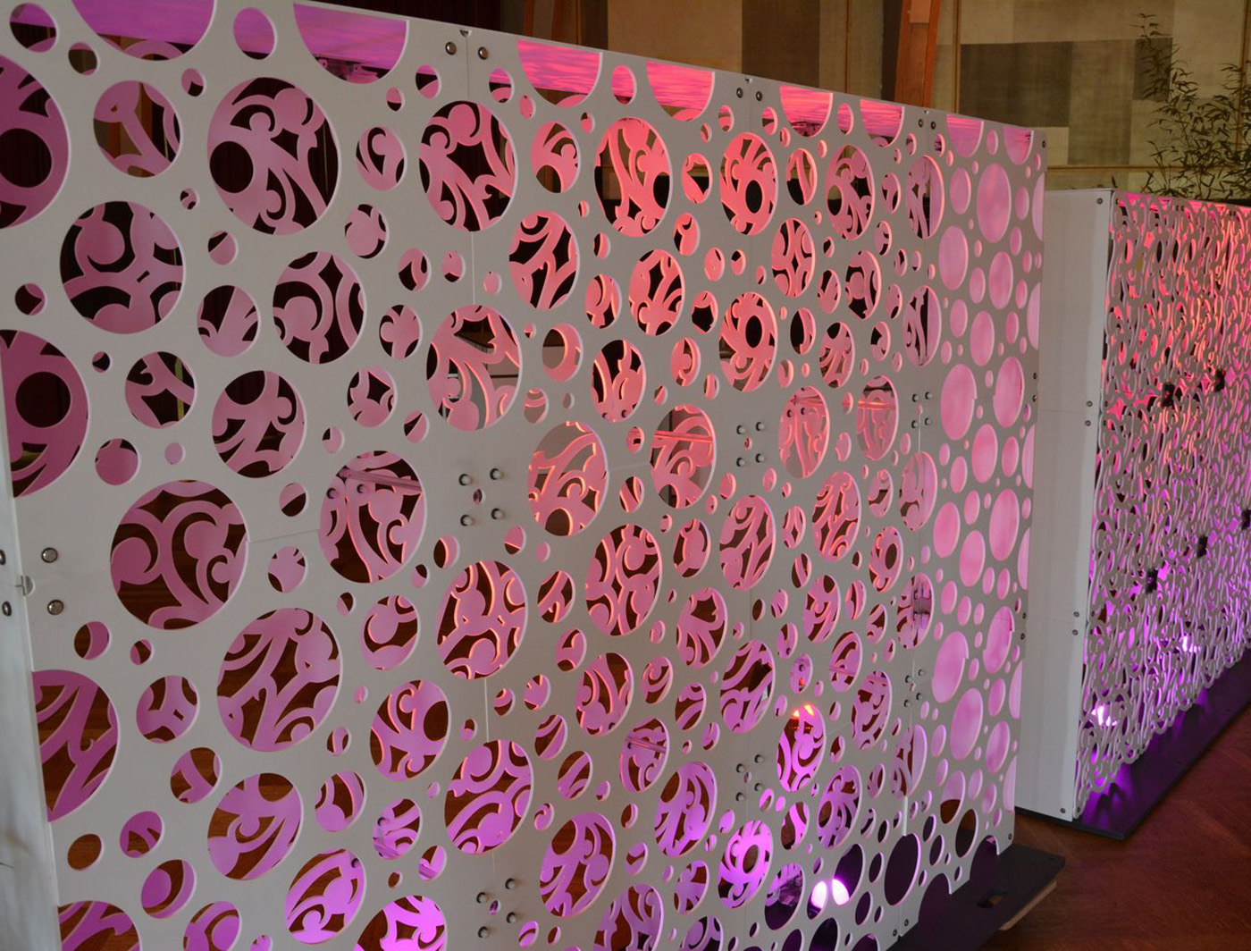 Fizz and pippa fuse together for a creative superwall