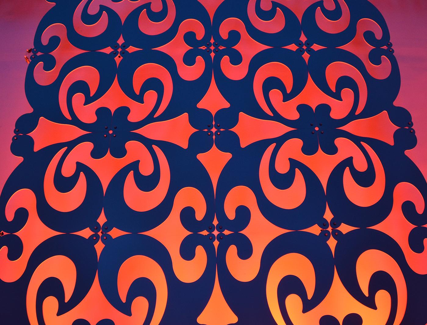 Violet SuperLever panels