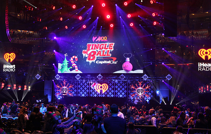 Iheart radio jingle ball 2016 atomic - Jingle ball madison square garden ...