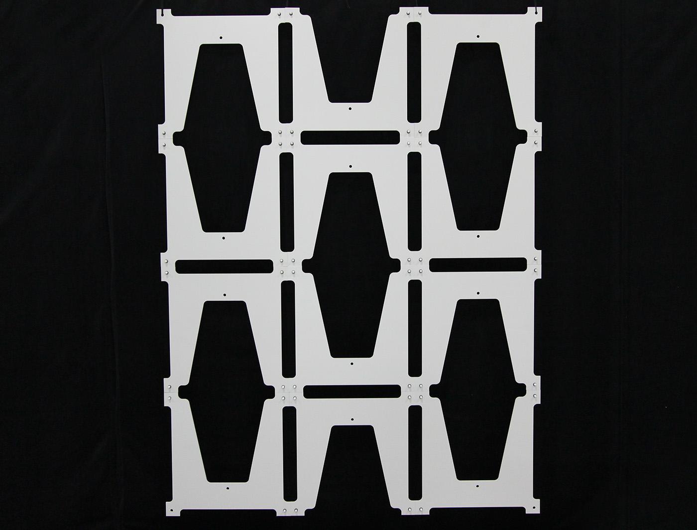 un-panels in natural light