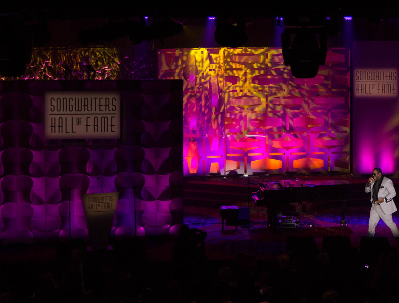 Turbine at Songwriters Hall of Fame (Photo Credit: Brendan Gray)