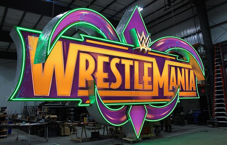 Road to WrestleMania 34 - ATOMIC